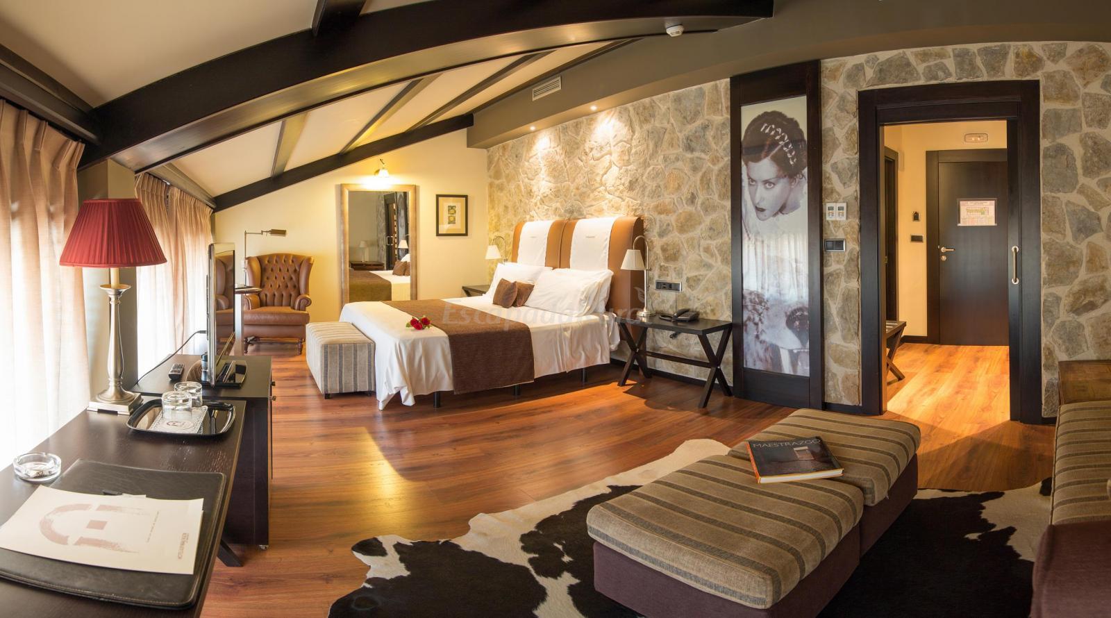 HOTEL SPA BALFAGÓN  ALTO MAESTRAZGO   Hotel  Cantavieja Maestrazgo