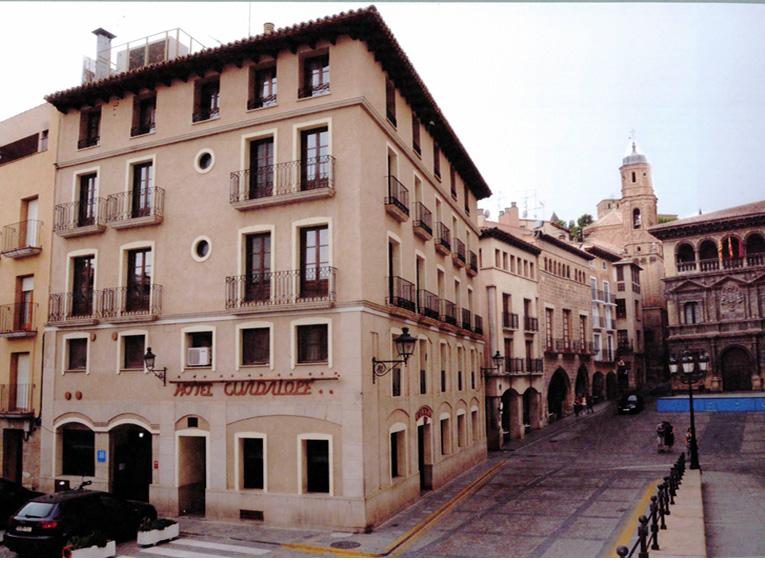 HOTEL GUADALOPE   Hotel Alcañiz Bajo Aragón