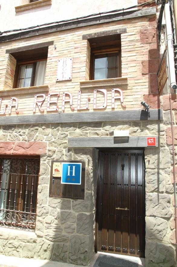 HOTEL LA REALDA  Hotel  Gea de Albarracín Sierra de Albarracín