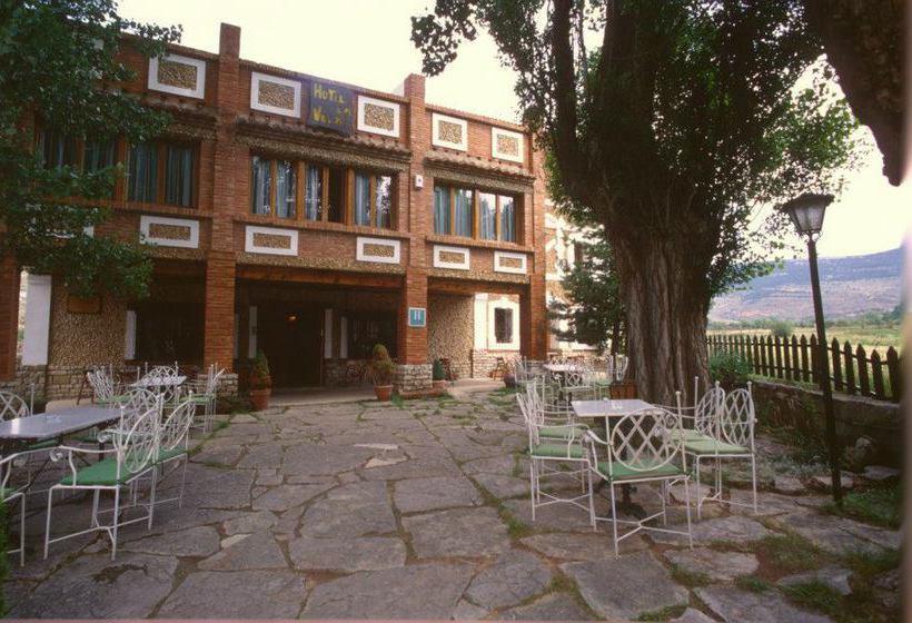 HOTEL LA VEGA   Hotel  Alcala de la Selva Gúdar-Javalambre