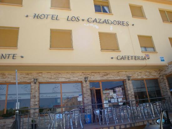 HOTEL LOS CAZADORES   Hotel  Calaceite Matarraña