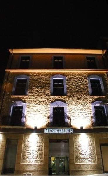 RESTAURANTE MESEGUER   Hotel  Alcañiz Bajo Aragón