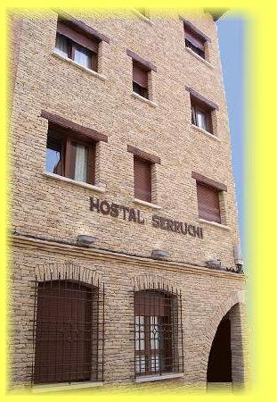 HOSTAL SERRUCHI   Hostal  Teruel Comunidad de Teruel