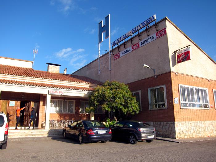 HOSTAL SUVESA  Hostal  Santa Eulalia Comunidad de Teruel