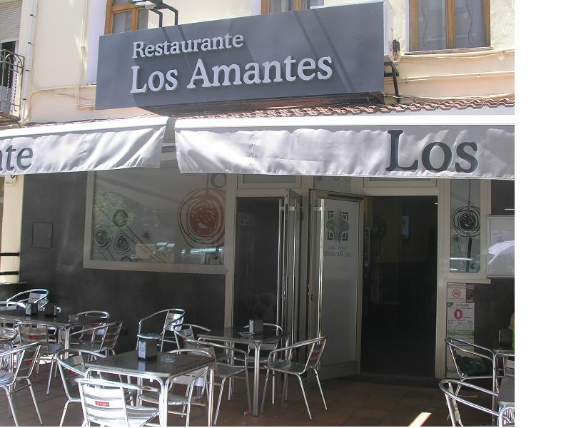 RESTAURANTE LOS AMANTES - TERUEL                                  Teruel