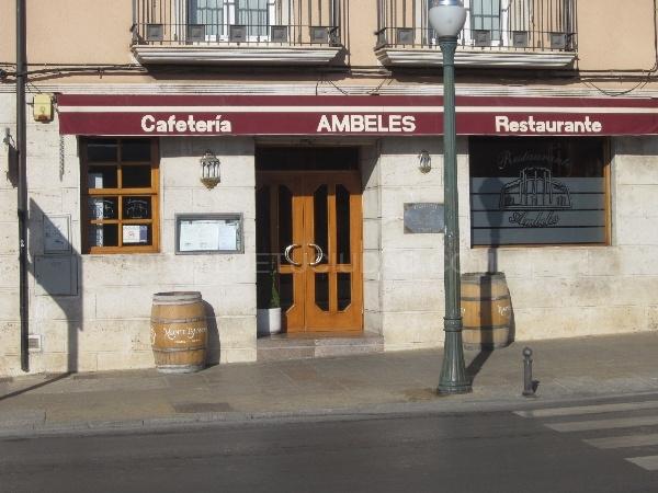 RESTAURANTE AMBELES - TERUEL                                  Teruel Comunidad de Teruel