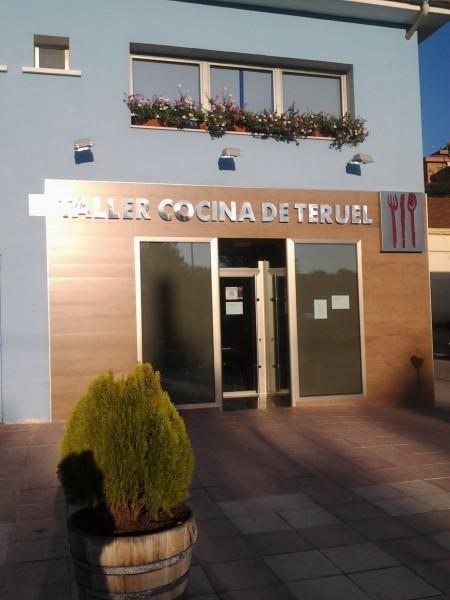 TALLER COCINA DE TERUEL   Teruel Comunidad de Teruel