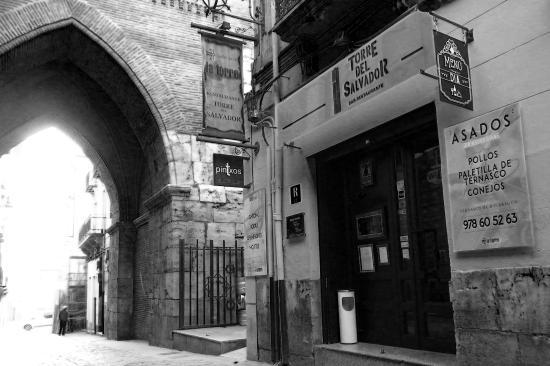 RESTAURANTE TORRE DEL SALVADOR   Teruel Comunidad de Teruel