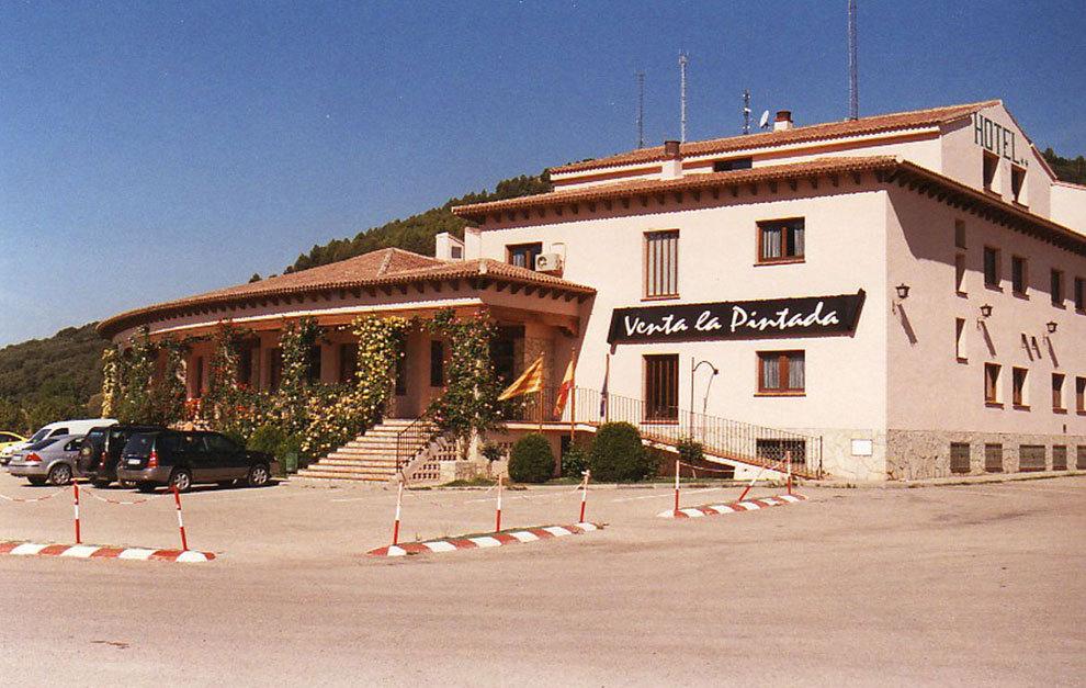 VENTA LA PINTADA  Gargallo, Teruel Andorra-Sierra de Arcos