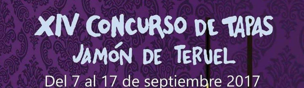 """El Concurso de Tapas Jamón de Teruel se """"destapa"""" en su 14 edición"""