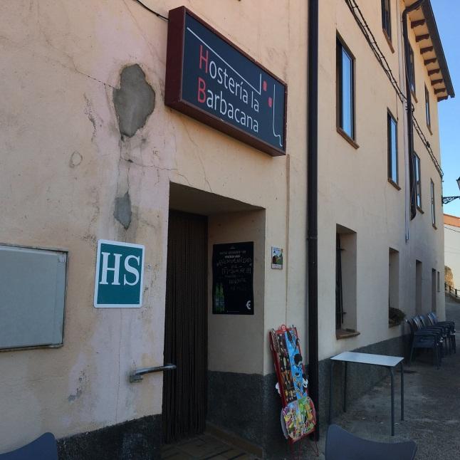 Hostelería la Barbacana  Hostal  Tramacastiel Comunidad de Teruel