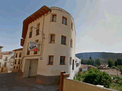 Bar Restaurante Hostal de Berge  Hostal  Berge Bajo Aragón