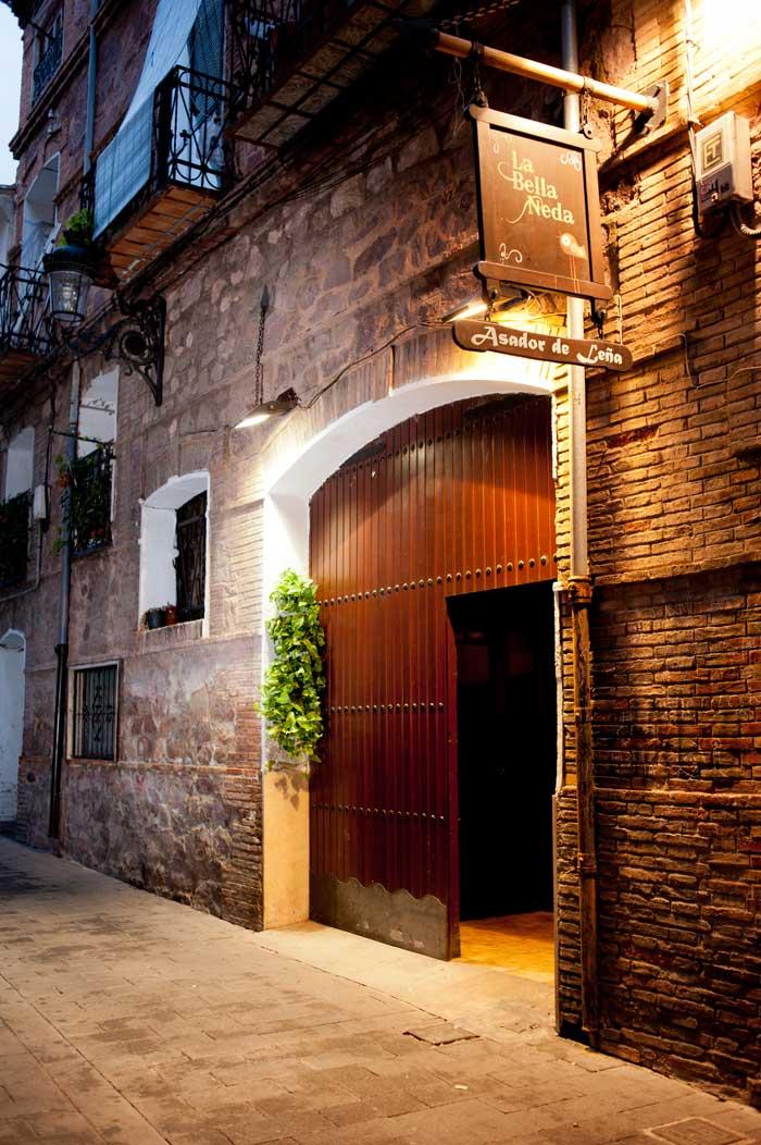 Asador de Leña la Bella Neda   Teruel Comunidad de Teruel