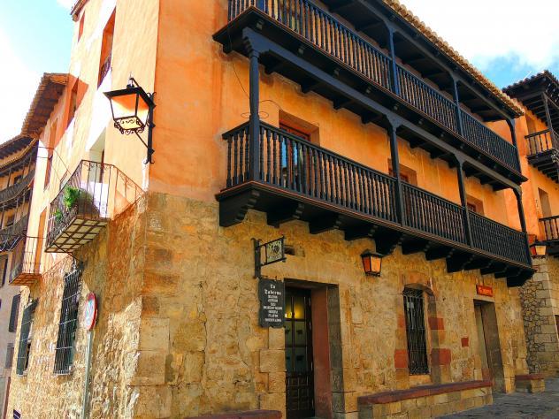 La Taberna   Albarracín Sierra de Albarracín