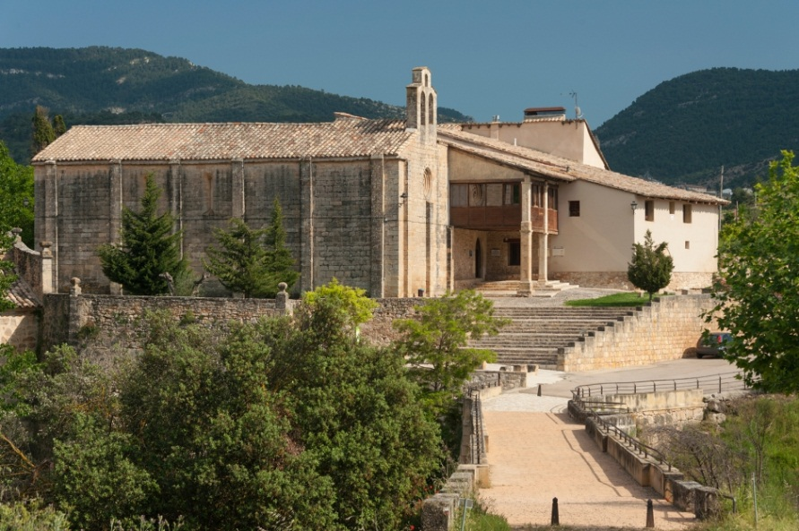 Hospederia Virgen de la Fuente  Hotel  Peñarroya de Tastavins Matarraña
