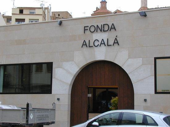 FONDA ALCALA   Hotel  Calaceite Matarraña