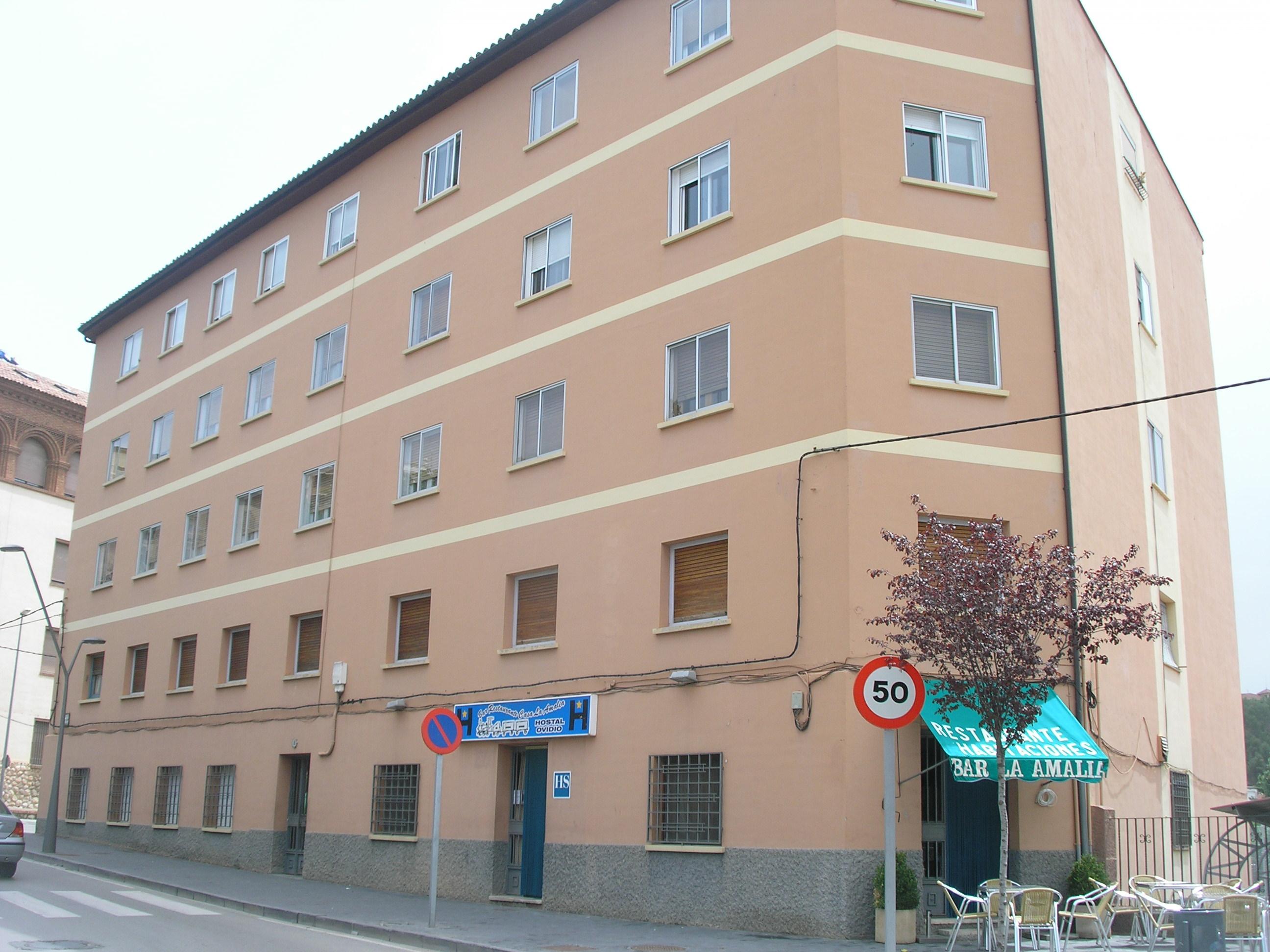 HOSTAL LA CASONA   Hostal  Teruel Comunidad de Teruel
