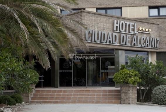 HOTEL CIUDAD ALCAÑIZ   Hotel  Alcañiz Bajo Aragón