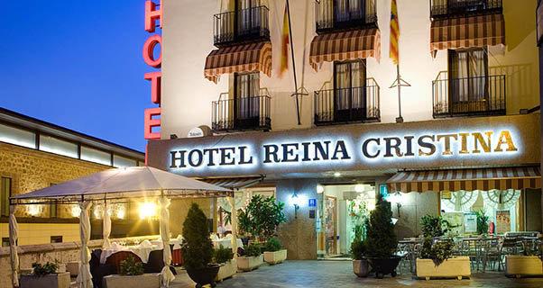 HOTEL REINA CRISTINA   Hotel  Teruel Comunidad de Teruel