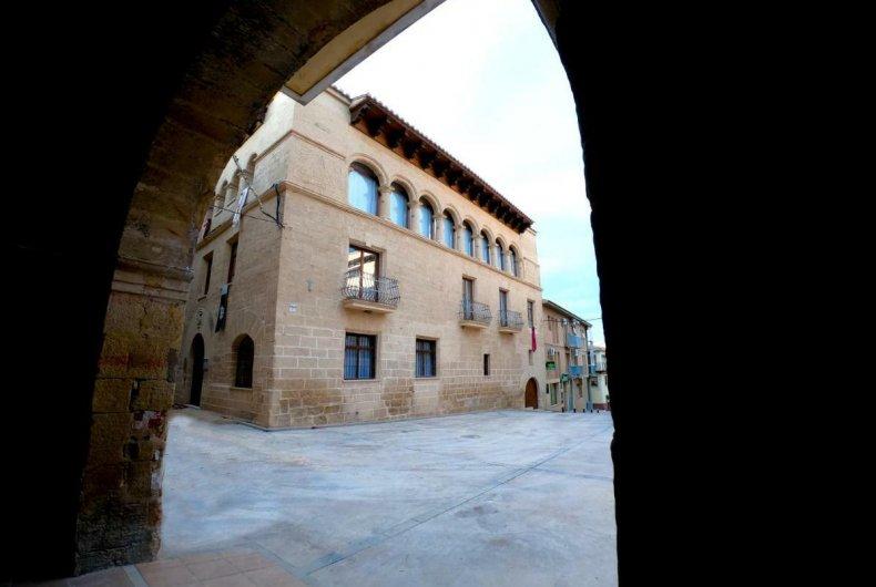 Hotel Palacio de Barón de Andilla  Hotel  Valdeargofa Comunidad de Teruel