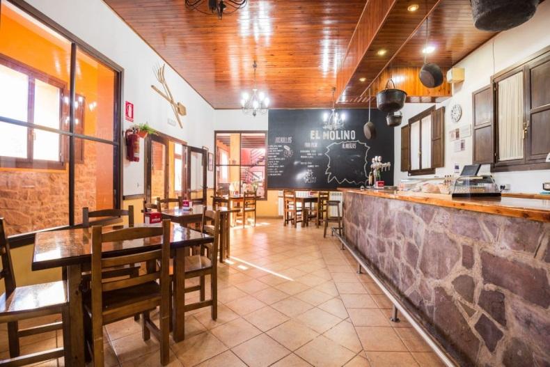Aparthotel Restaurante El Molino  Otros  Mosqueruela Gúdar-Javalambre