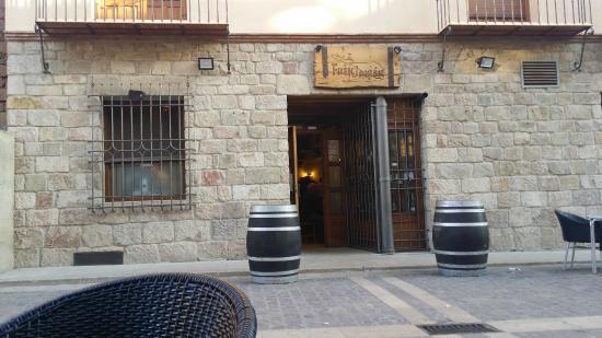 Bar Restaurante Fuenjamón   Mora de Rubielos Gúdar-Javalambre