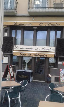 Bar Restaurante Mirador   Teruel Comunidad de Teruel