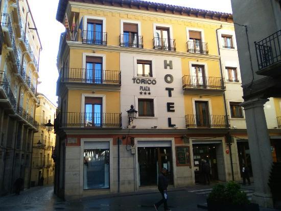 Hotel Torico Plaza  Hotel  Teruel Comunidad de Teruel