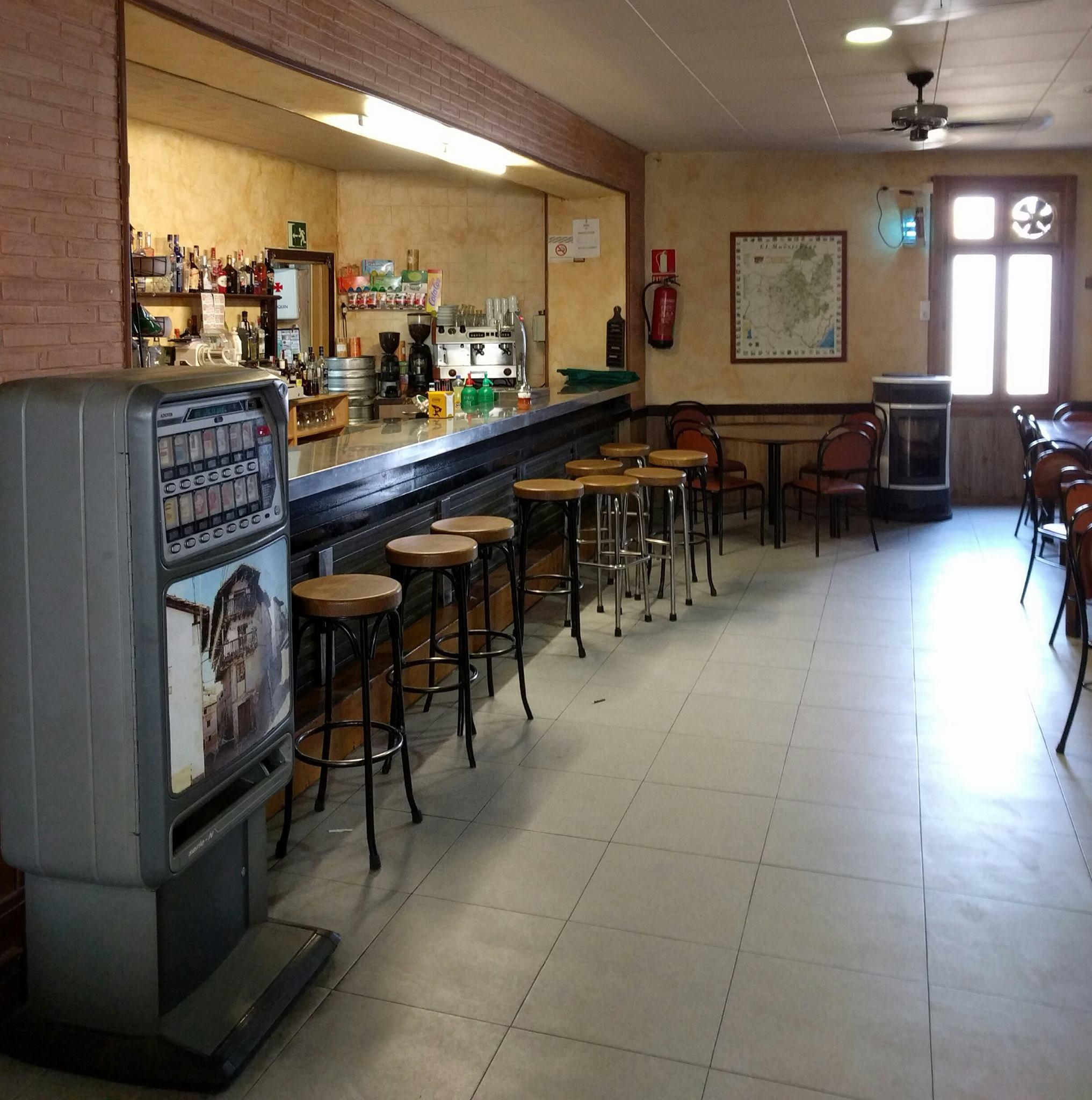 Bar Restaurante Sociedad   Peñarroya de Tastavins Matarraña