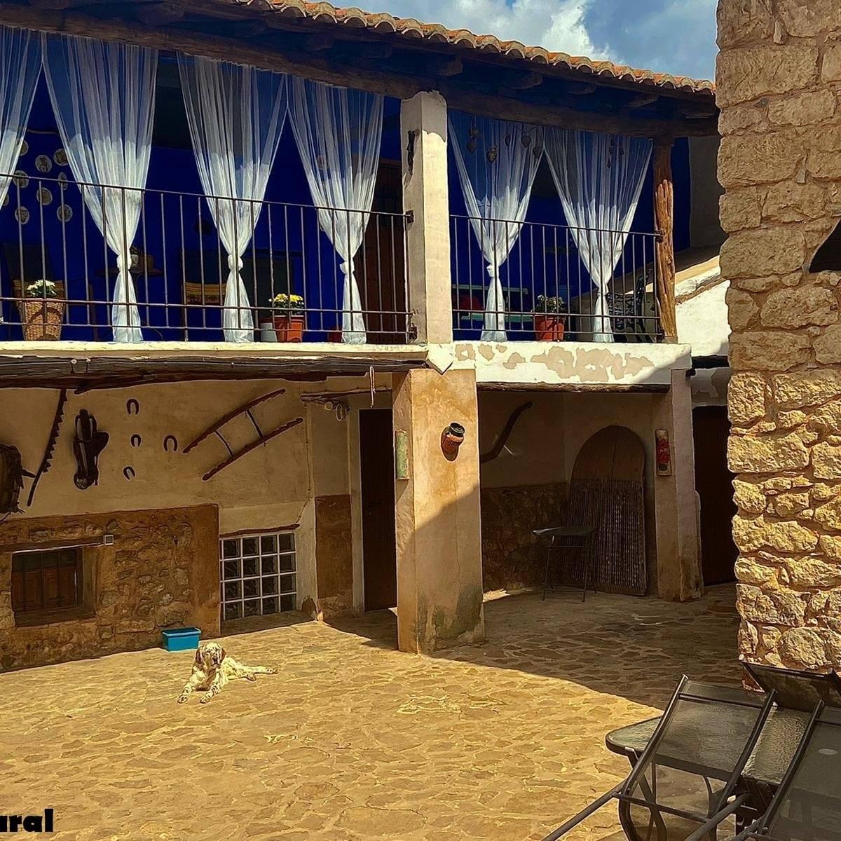 Vive lo Rural  Otros  Cuevas Labradas Comunidad de Teruel